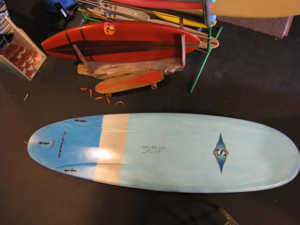 "6'-9"" Cannibal CoreVac Hybrid Surfboard"