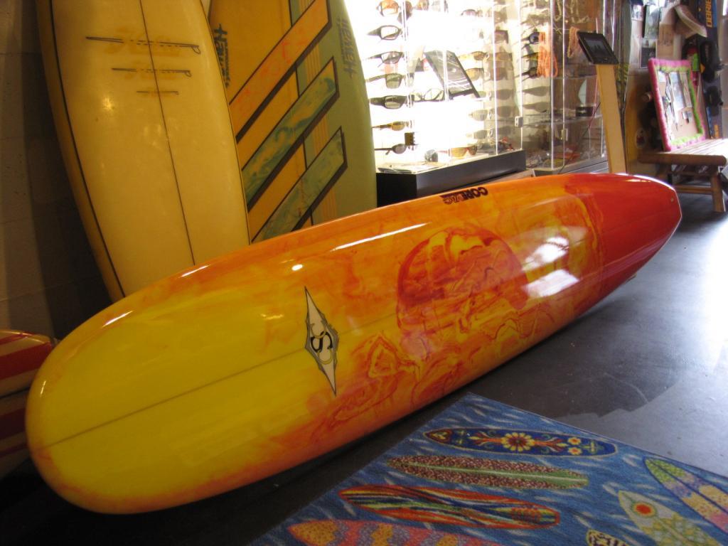 "Cannibal Corevac 9'-2"" Longboard Surfboard"