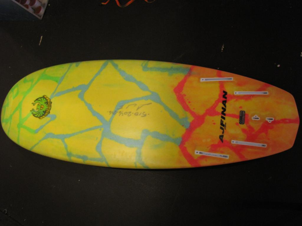 CoreVac Cannibal Retro Bonzer Surfboard