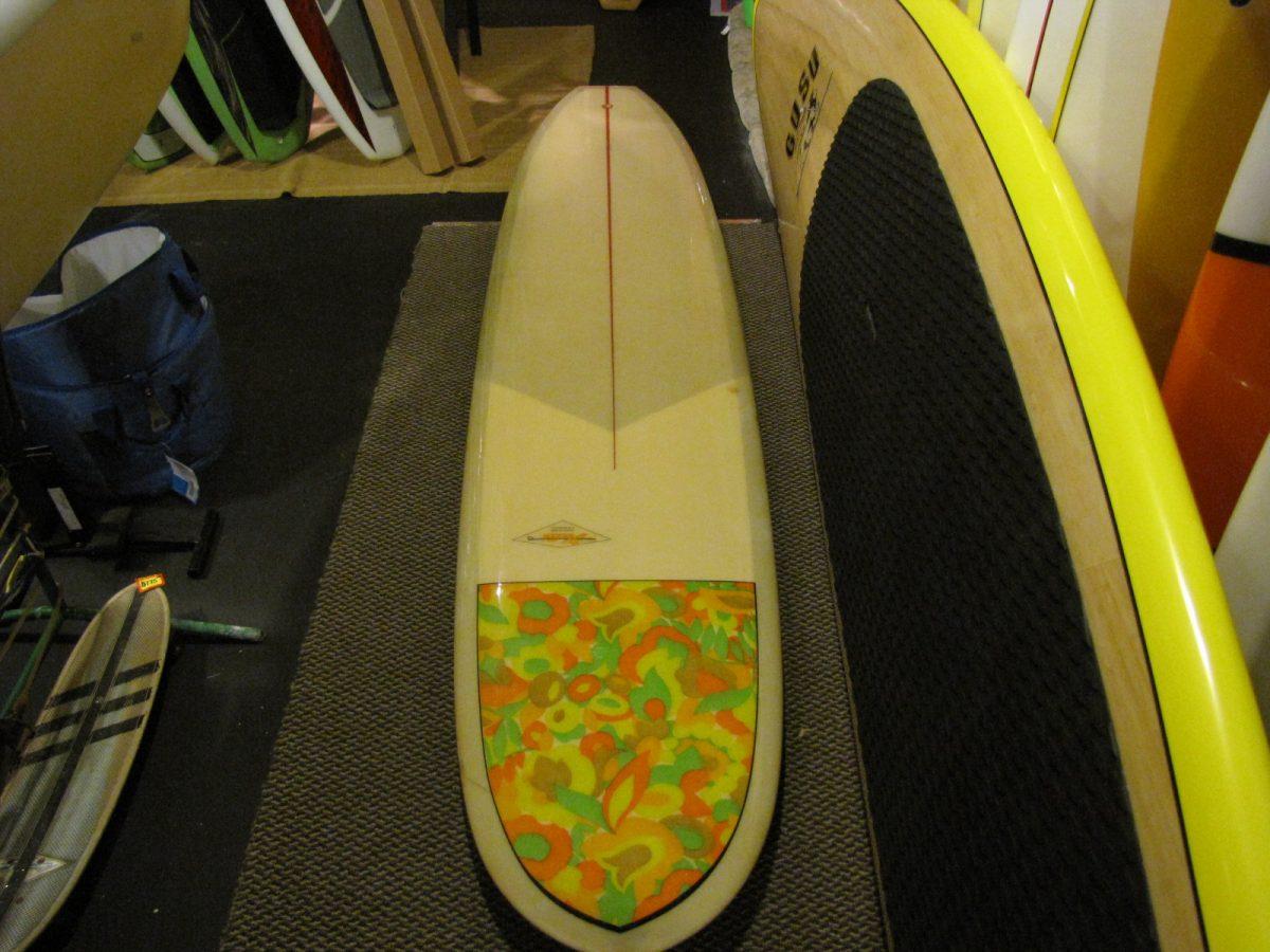 Hobie vintage antique surfboard surfing museum surfshop stuart jensen beach fl