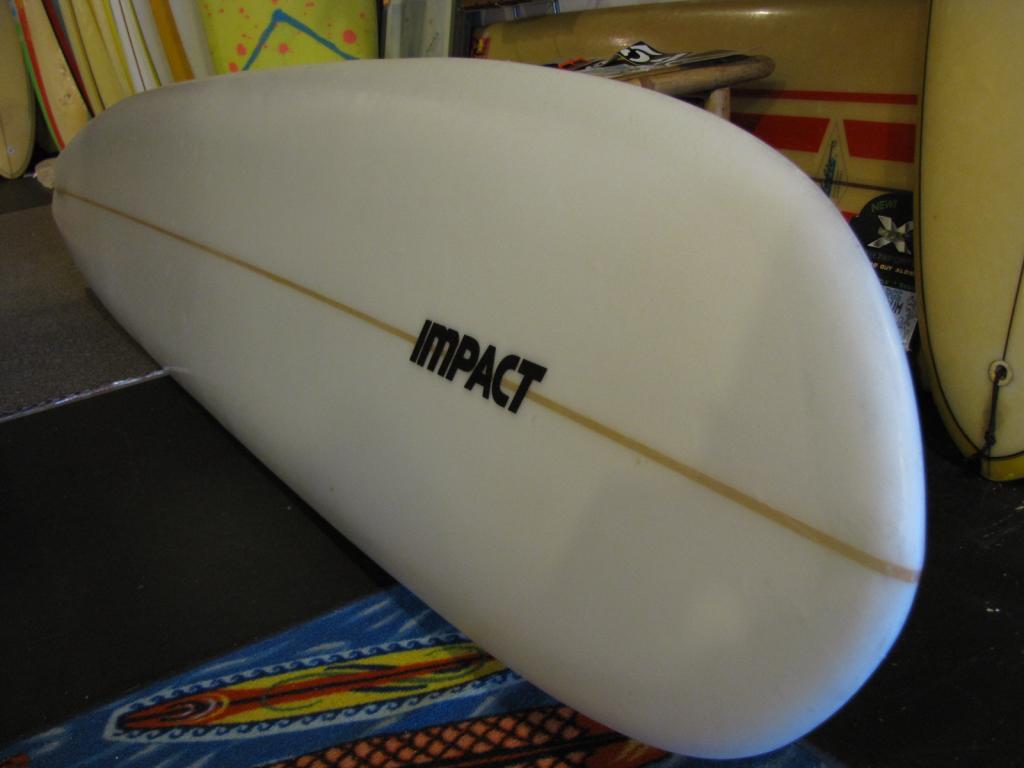 "Impact Longboard surfboard 9'-4"" noserider"