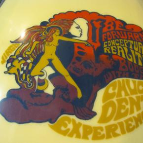 chuck dent vintage surfboard museum surfshop stuart florida