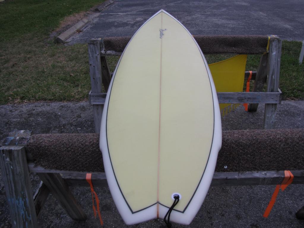 "Nectar Surfboard Gary mcnabb mint 7'-4"""