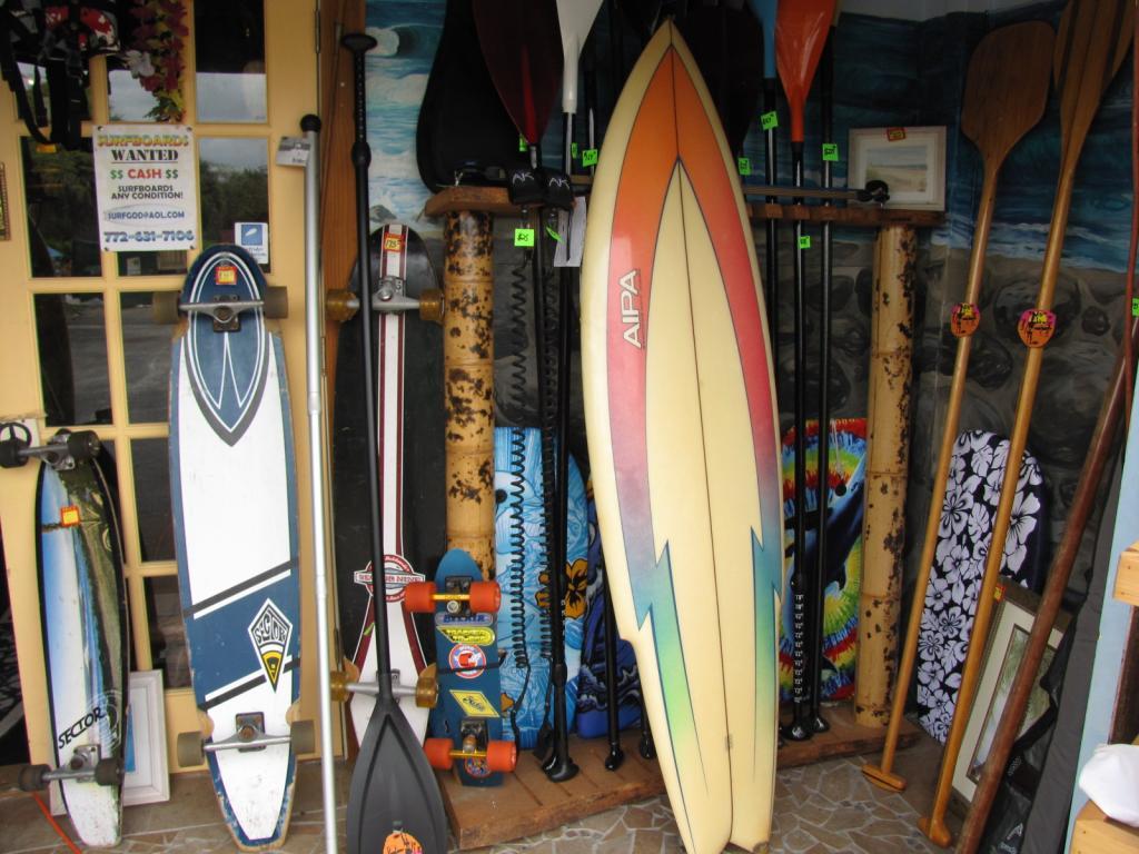 1975 Ben Aipa Stinger Vintage Surfboard