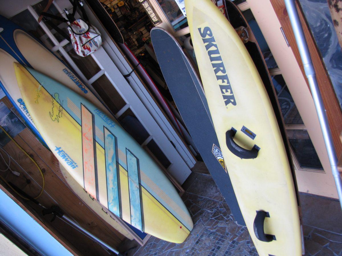 surfboards hawaii vintage surf board surfboard museum mike slingerland shaper surfshop stuart fl florida