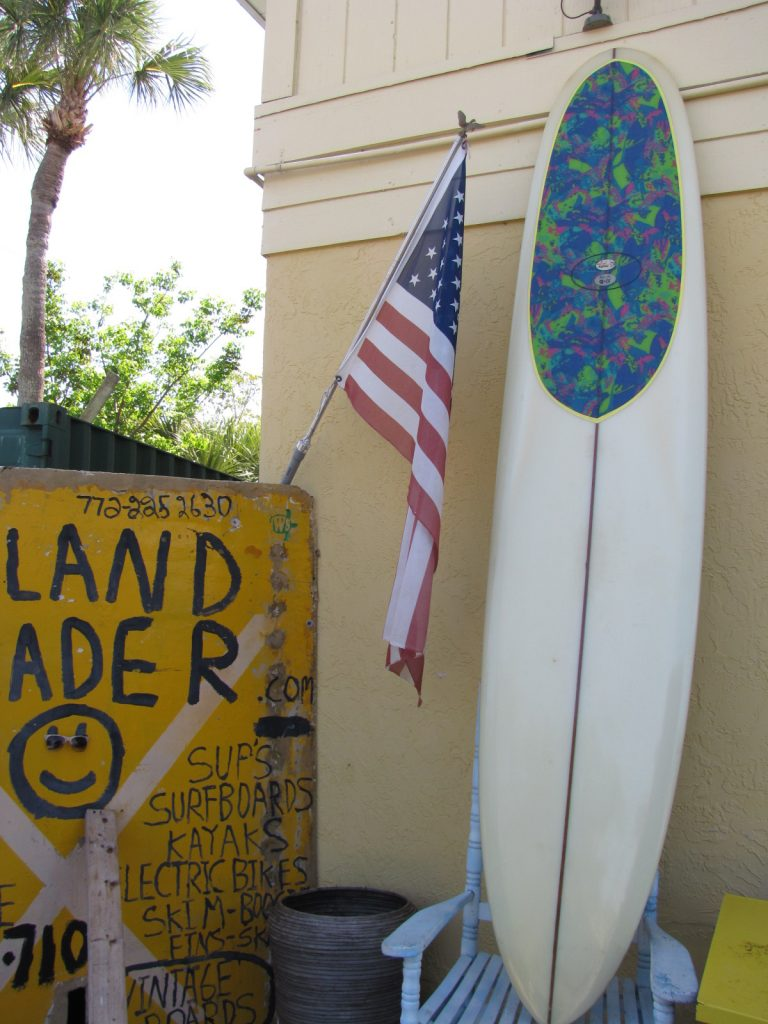 Greg Noll Micky Dora Da Cat vintage antique surfboard museum surfshop stuart fl florida