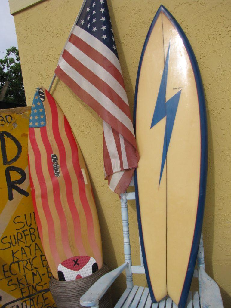 1976  Lopez Lightning Bolt Vintage Surfboard
