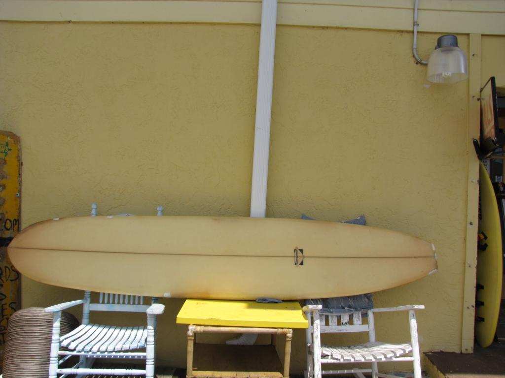 Surfboards East vintage surfboard longboard lakewood nj bruce springsteen surfing history surf boards