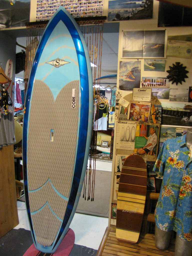 corevac cannibal sup stand up paddleboard paddle board a j finnan surfshop surf shop stuart fl