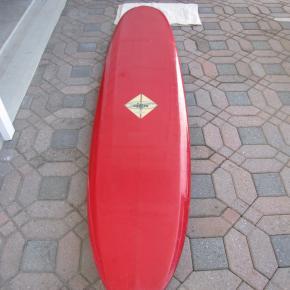 Hansen Competitor vintage antique longboard surfboard museum surfshop stuart jensen beach fl 34996