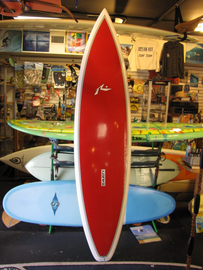 Rusty 8' desert island surfboard surf board tuf light surfboards surfing