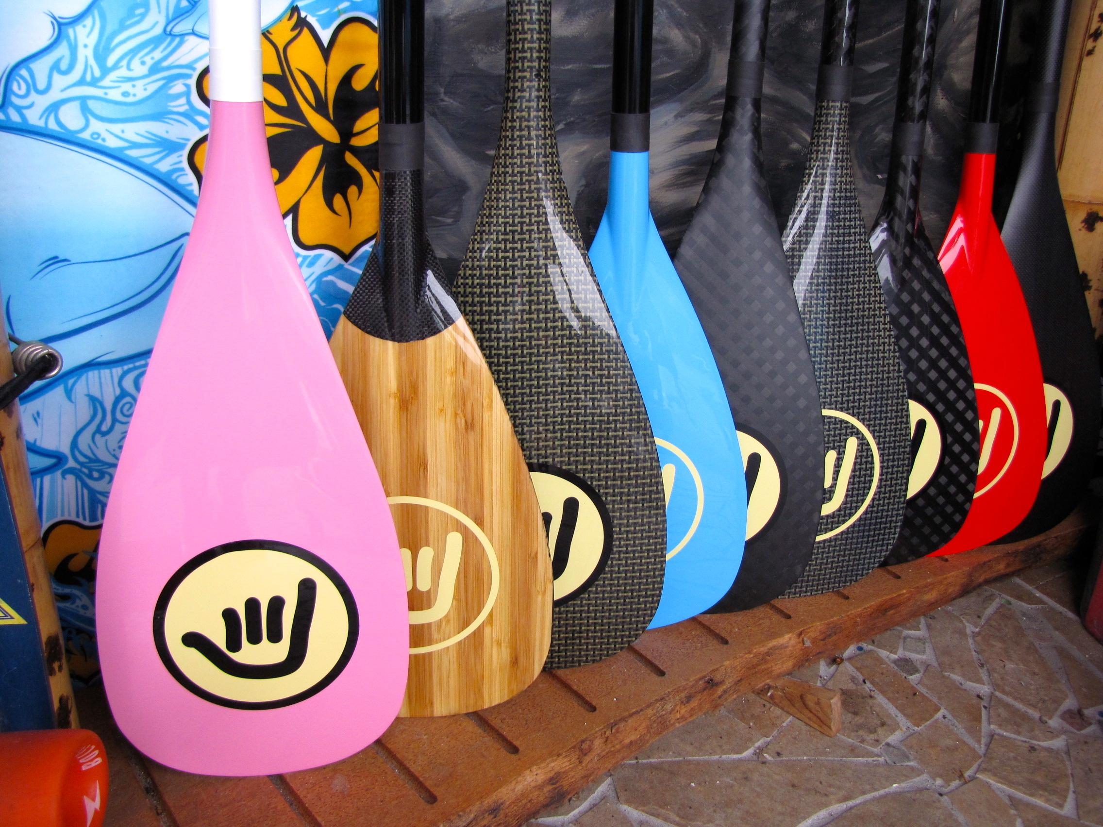 Shaka USA Carbon fiber sup paddle fiberglass sup paddle kevlar sup paddle quick blade sup paddle werner sup paddle stand up paddleboard adjustable paddle