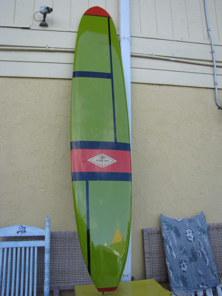 Jeffrey Dale Vintage longboard surfboard noserider used surfboards for sale surfing surf board surf boards