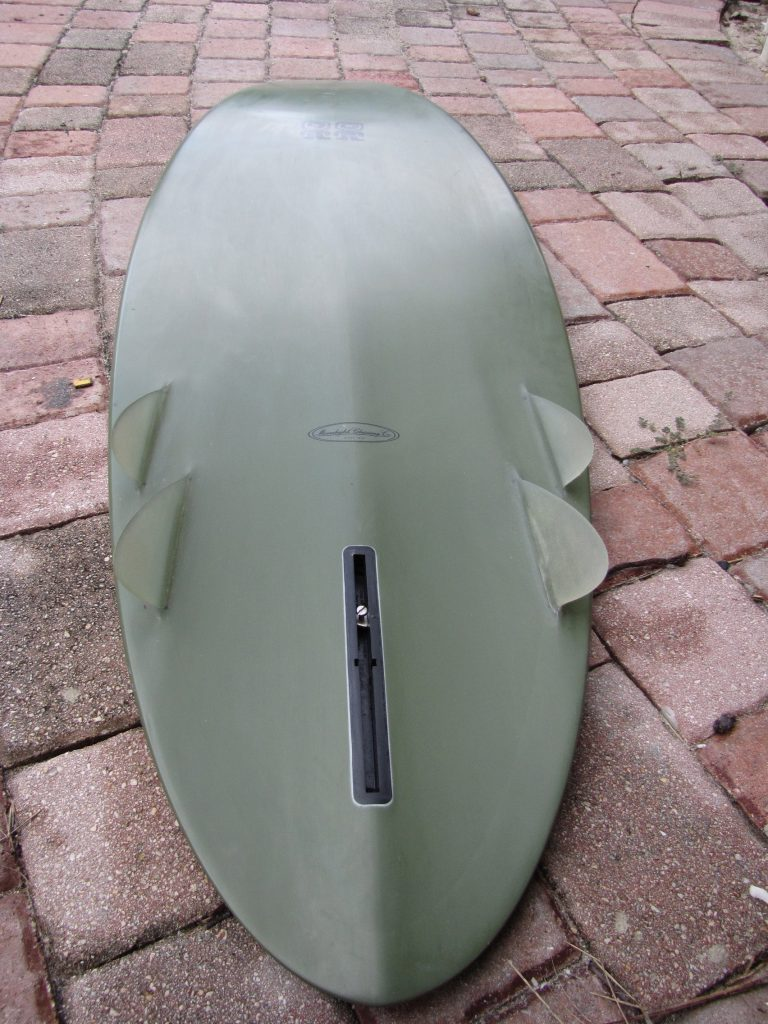 Campbell brothers bonzer pod used surfboard used surfboards