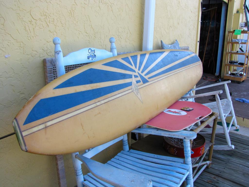 Vintage Daytona beach surf shop custom  surfboards by miller used surfboards surfshop stuart florida used sup paddleboards paddleboards stuart fl