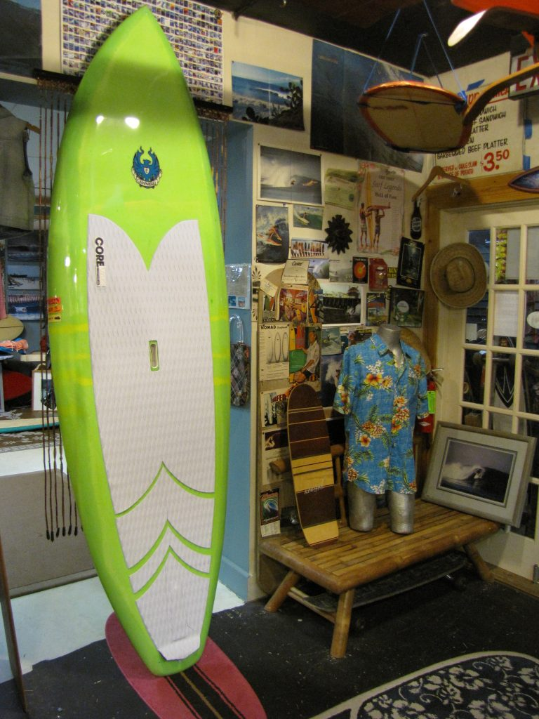 corevac cannibal stand up paddleboard sup paddle board surfshop surf shop