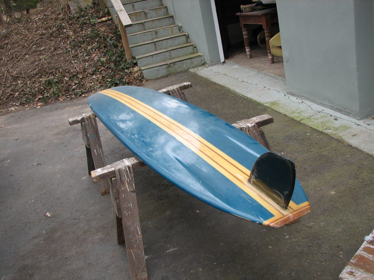 Design 1 reflector antique Vintage surfboard chuck dent rick rasmussen charlie bunger long island ny classic surfing surfshop jensen beach stuart fl