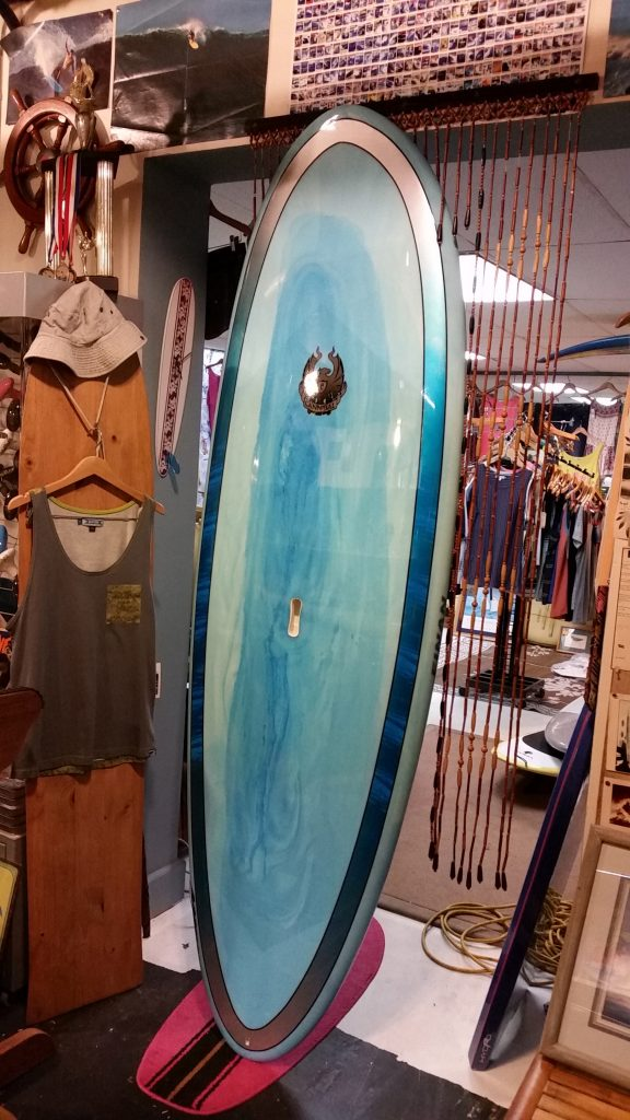 CoreVac Cannibal 8' Teardrop Surf sup stand up paddleboard a j finnan surfshop  stuart fl 34996 used paddle board  boards