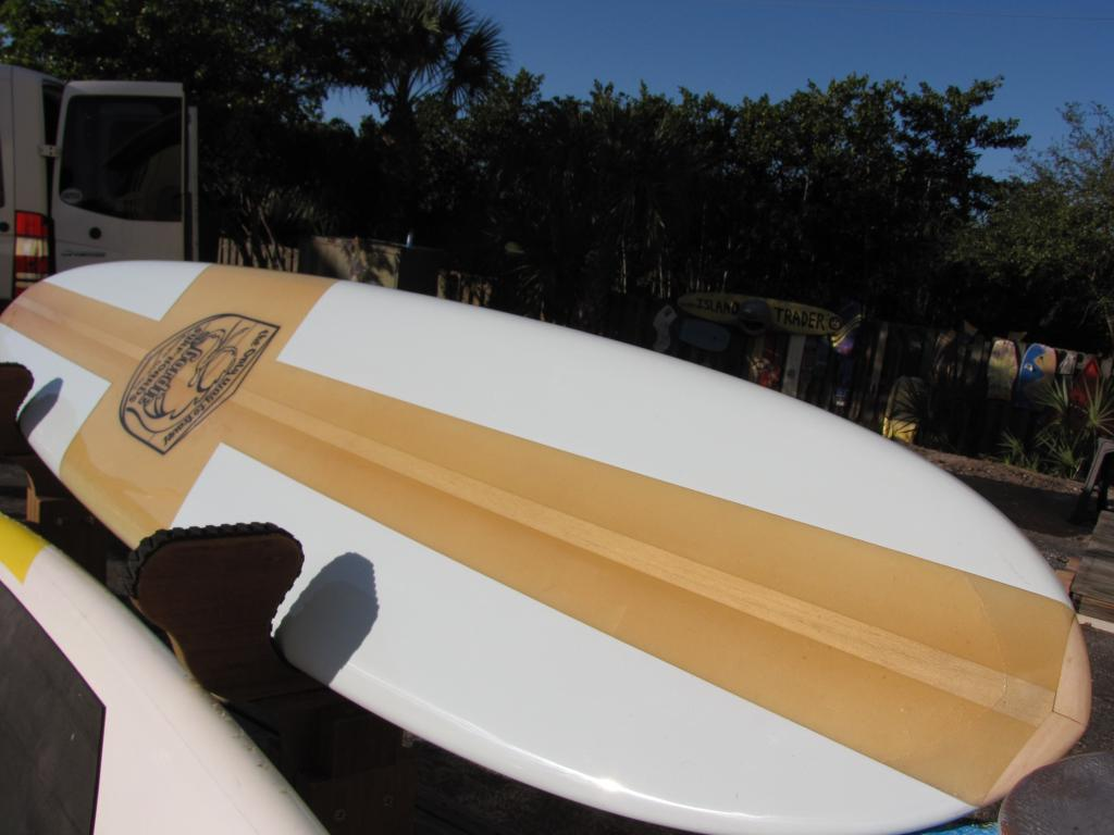 gordie vintage surfboard longboard gordon duane surfshop surf shop stuart fl 34996