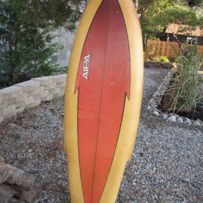 Ben aipa stinger vintage surfboard surf board surfings new image 1970's surfshop surf shop stuart fl 34996