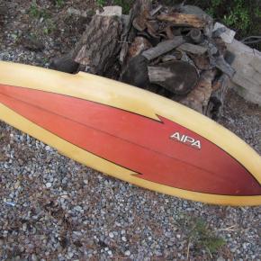 Antique Ben aipa stinger vintage surfboard surf board surfings new image 1970's surfshop surf shop stuart fl 34996