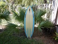vintage lightning bolt surfboard surfboards gerry lopez surfshop rory russell surf shop stuart florida 34996