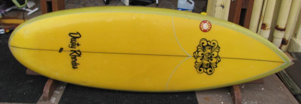vintage dusty rhodes surfboards love model joe simo surfshop stuart fl 34996