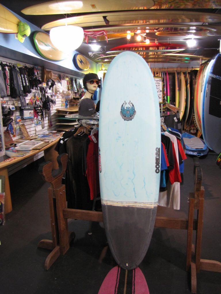 cannibal corevac surfboard surf board mini bonzer surfshop surf shop stuart fl 34996 hutchinson island