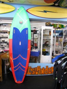COREVAC COMPOSITES USA ASSASSIN SURFSUP SURF SUP STAND UP PADDLEBOARD CANNIBAL SURFBOARD SURFSHOP STUART FL 34996