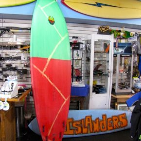 Accessories, Apparel, Paddles, Boards at Island Trader