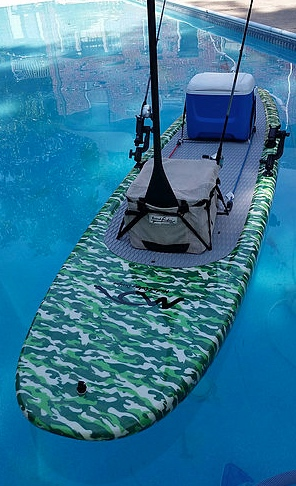 fish fishing sup stand up paddleboard paddle board  flat water yoga surfboard surf board surfshop stuart jensen beach fl florida 34996