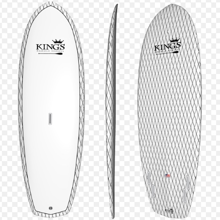 kings simmons used sup surf surfing stand up paddleboard  paddle surfboard longboard surfshop stuart fl florida 34996 made in usa