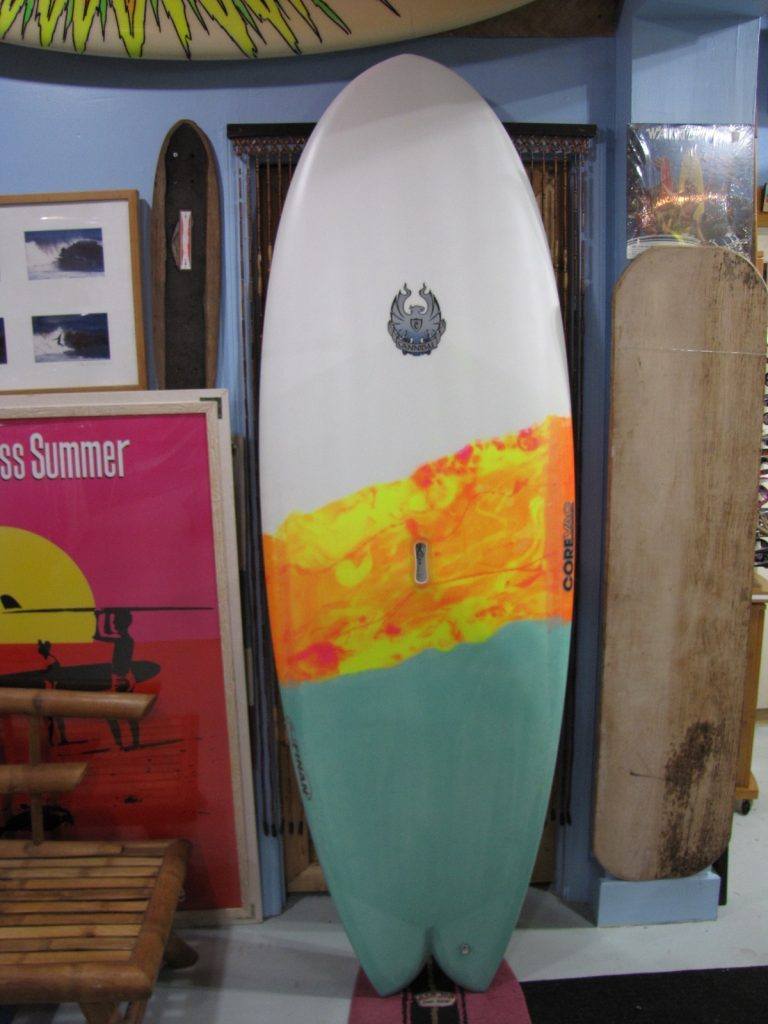 COREVAC COMPOSITES USA SURFSUP SURF SUP STAND UP PADDLEBOARD shop paddle board 88 liters volume CANNIBAL SURFBOARD SURFSHOP STUART FLjensen beach 34996