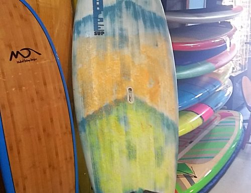 7'4″ Sharpe  SurfSup
