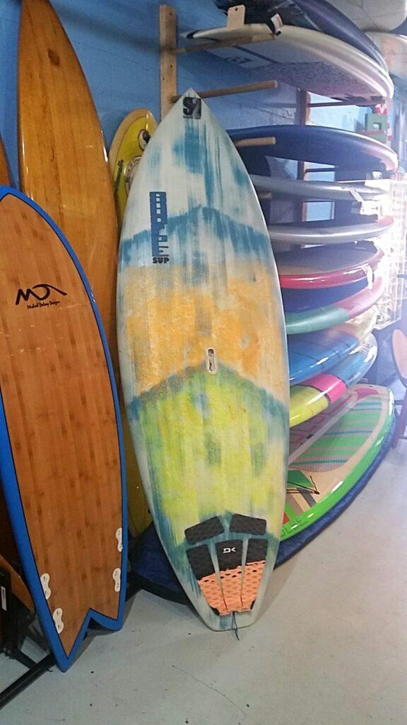 Stu Sharpe sup s.u.p. fin-s s-fin Stand up paddle paddleboard surfshop stuart jensen beach florida 34996