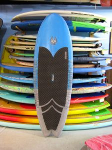 COREVAC CANNIBAL A.J. FINNAN SURFSUP SURF SUP STAND UP PADDLEBOARD USED S.U.P. SURFBOARD SURFSHOP CARBONFIBER PADDLE STUART treasure coast jensen beach treasure coast FL florida 34996
