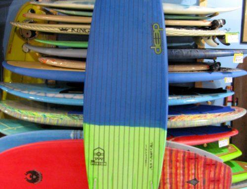 7′-8″ Deep Ocean SUP