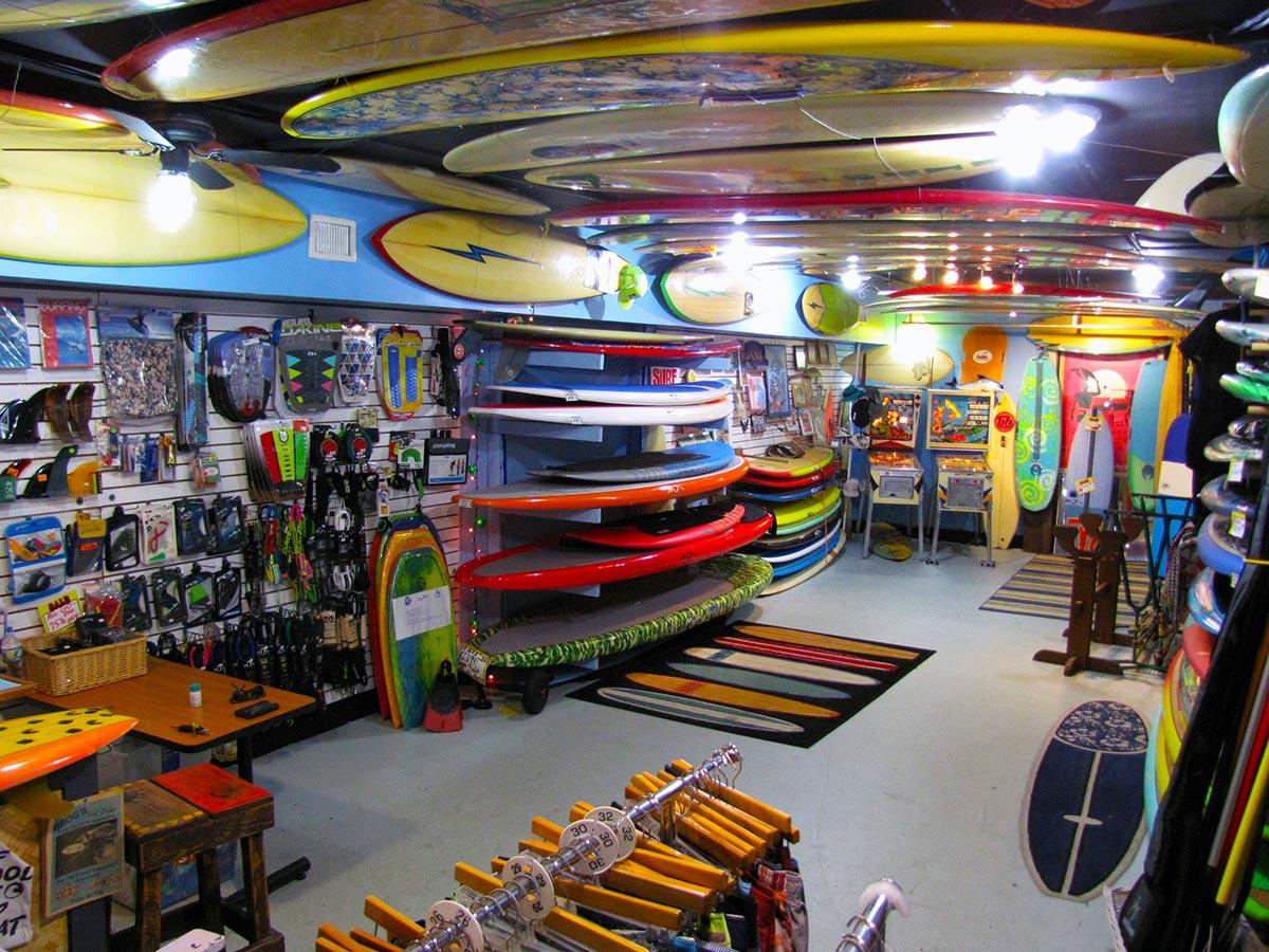 Island Trader Surf Shop Hutchinson Island Stuart FL