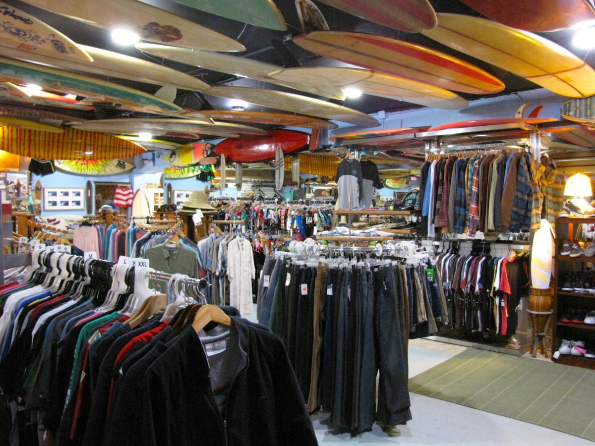 Beach Apparel and Surf Wear at Island Trader
