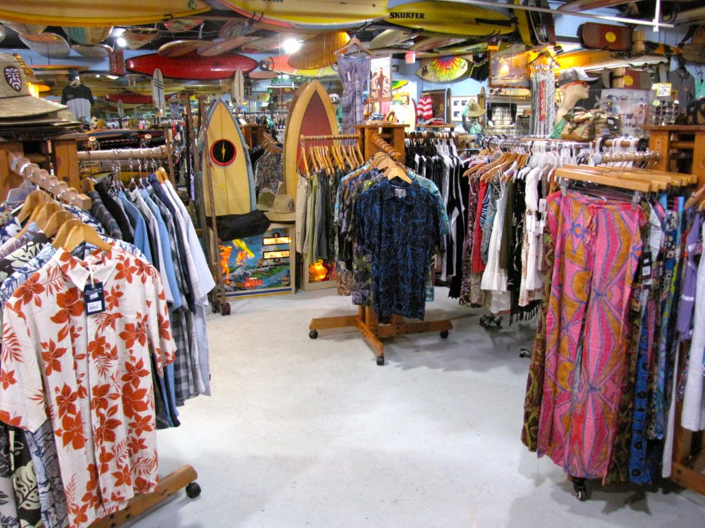 Fashion surfwear cheap from Island Trader