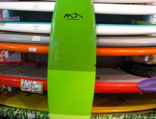 Dolsey 6′-6″ Funshape Surfboard