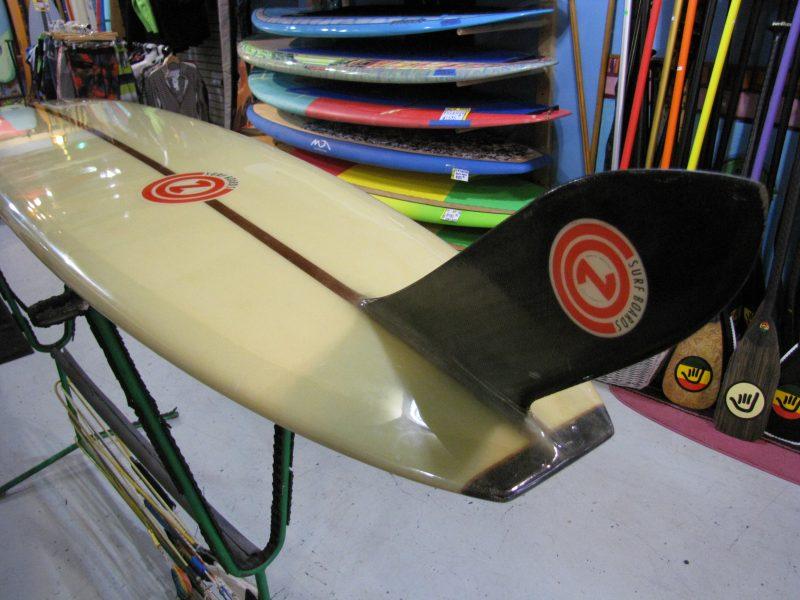con vintage antique surfboard longboard surf surfing museum surfshop stuart jensen beach florida