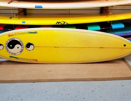 1985 T&C /AIPA Vintage Surfboard
