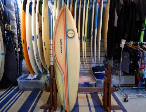 1970's  Ocean Ave Vintage Surfboard