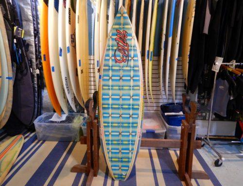 1980's Mike Tabeling Vintage Surfboard