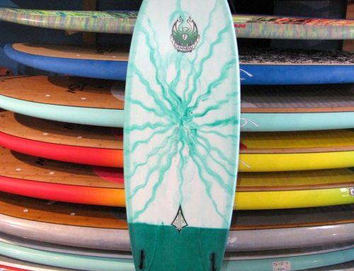 6′-2″ CoreVac Mini Bonzer Surfboard