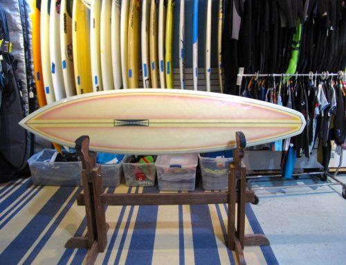 1970's G&S Vintage Surfboard