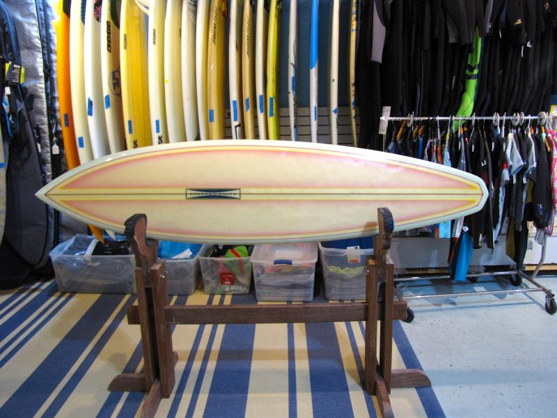 Vintage antique G&S gordon and smith surfboard surfboards surfshop surf shop stuart jensen beach fl 34996