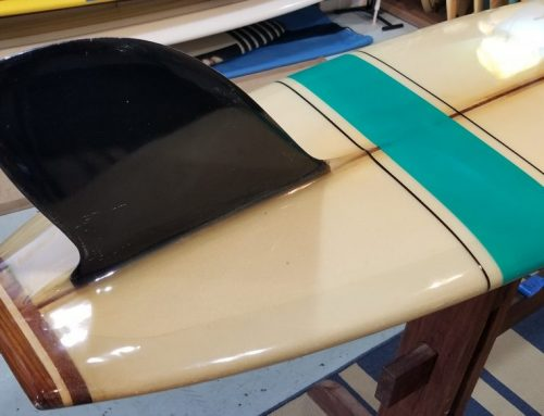 1965 Greg Noll Surfboard